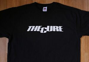 """T-Shirt THE CURE """"Logo"""""""