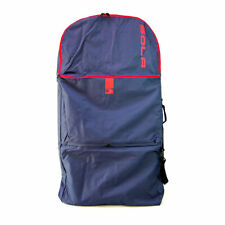 """Sola Surge Double Bodyboard Bag / Backpack - Navy/Red - 42"""""""