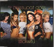 cd - THE PUSSYCAT DOLLS STICKWITU