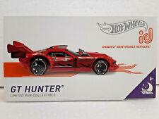 GT Hunter (2019) Hot Wheels ID Limited Run Collectible Series 1 Nightburnerz New