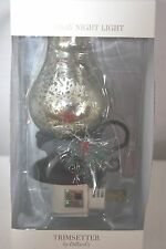 "Nightlite Christmas Trimsetter By Dillards  NWT NEW 7"" Tall"