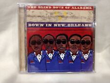 The Blind Boys Of Alabama Down In New Orleans 2008 Direct Holdings        cd4597
