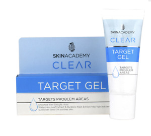 Skin Academy Target Gel Fight Spots and Blemishes with Salicylic Acid