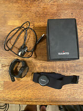 Suunto Ambit3 Peak Black Heart Rate Monitor Sports Watch Gps Fitness Tracking
