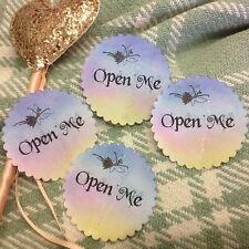 Ouvrez-moi fée stickers/étiquettes/ENVELOPPE SCEAUX - 10