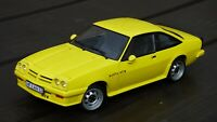 Opel Manta GT/E Revell 08421 1/18 Coupe Toy Model Car Yellow Collectible Present