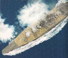 IJN YAMATO DETAILS Japanese Navy Battleship Construction Interior 3D CG 28 Book