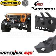 Smittybilt SRC Carbine Front Bumper for Jeep Wrangler JK 07-18 S/B76744