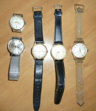 Gebrauchte Uhren Herren / Armbanduhren - Konvolut / Sammlung / Nachlass