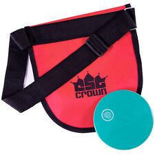 Discus & Shot Put Carrier Bag, 2 Pockets & Adjustable Strap
