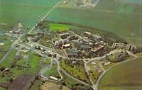 ND Jamestown AERIAL VIEW STATE HOSPITAL Vintage MINT Dexter Press postcard H10