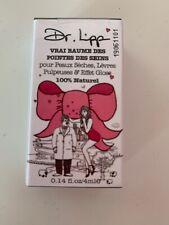 Dr Lipp Original Nipple Balm For Lips 4ml Travel New & Sealed