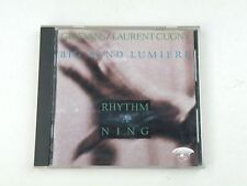 GIL EVANS LAURENT CUGNY - RHYTHM A NING - CD JAPAN EMARCY 1988 NO OBI - NM/NM