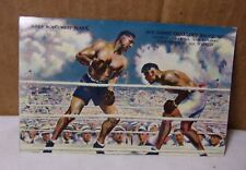 Jack Dempsey Authentic Autographed Signed Boxing 1964 Vintage Postcard   T*