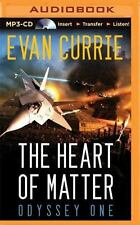 Odyssey: The Heart of Matter 2 by Evan Currie (2015, MP3 CD, Unabridged)