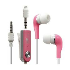 Kit piéton main libre couleur rose pour Apple : iPhone / iPhone 3G / iPhone 3GS
