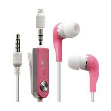 Kit piéton main libre couleur rose pour Apple : iPhone / iPhone 3G / iPhone 3GS