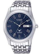 Citizen Sapphire Automatic WR 50m Men's Watch NH8240-57L
