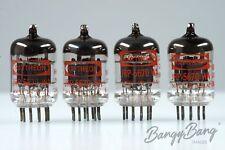 Matched Quad  Raytheon 5670 / 2C51 / 6N3 Vintage Audio Tube Valve - BangyBang Tu