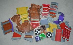 KNEX Replacement Track Part Lot Mario Kart Ghost  Mario  Bowser K'NEX Boo House
