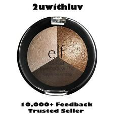 ELF E.l.f. Makeup Baked Eyeshadow Trio Brown Bonanza #81292