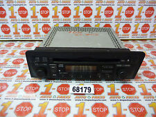 01 02 03 HONDA CIVIC COUPE AM/FM RADIO CD PLAYER 39101-S5P-A51 2TC0 OEM