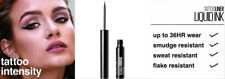 MAYBELLINE Tattoo Liquid Liner Ink Black - 36h Semi-Permanent Cat Eye Eyeliner!