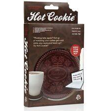 Mustard Hot Cookie-USB Powered Mug Cup Heater Pad.Keep Coffee/Tea Warm on Desk