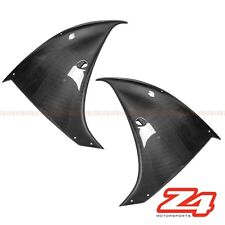 2009-2014 Yamaha R1 Upper Front Side Radiator Cover Fairing Cowling Carbon Fiber