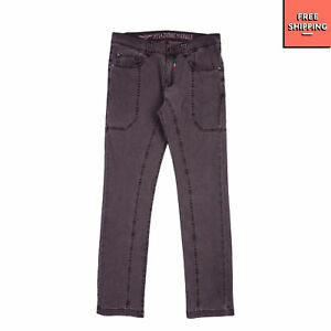 MARINA MILITARE Jeans Size 10Y Garment Dye Made in Italy