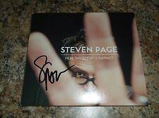 Steven Page SIGNED Heal Thyself, Pt. 1: Instinct  Barenaked Ladies