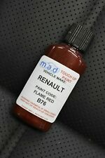 RENAULT FLAME RED CODE: B76 Renaultsport Clio PAINT TOUCH UP KIT 30ML 182 CUP
