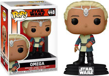 Pop Star Wars Bad Batch 3.75 Inch Action Figure Exclusive - Omega #448
