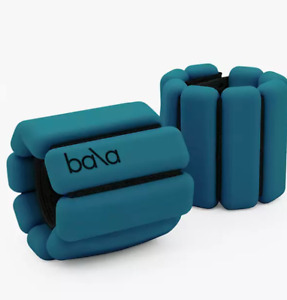 Bala Bangles Ankle Wrist Weights 1 Lb Each 2 Lbs Total