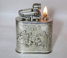 VINTAGE KW  KARL WEIDEN LARGE TABLE LIGHTER IN WORKING CONDITION