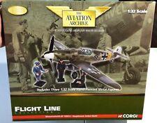 Corgi Messerschmitt Bf 109G-6 Hauptmann Anton Kackl 1/32 NEW Model 'Sullys