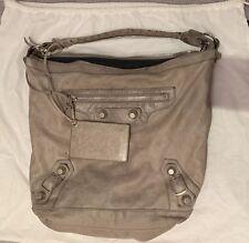 a1ff7f58f6fb Balenciaga Day Bag With Silver Hardware