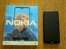 "Nokia 3.2 Black 6.26"" 2gb/16gb Android 10 One Smartphone Dual Sim Pure Google"