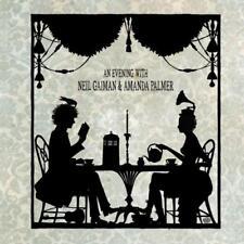 Palmer, Amanda, Neil Gaiman - un Sera con Neil Gaiman un Nuovo CD