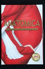 Anatomica: The Complete Reference to the Human Body and How it Works HC in case