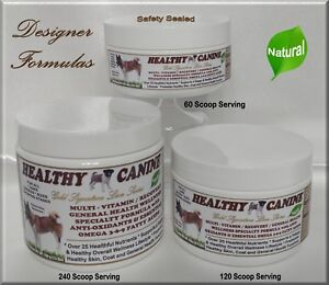HEALTHY CANINE Multi Vitamin/General Health/Overall Wellness/Recovery Formula