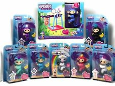 Authentic Fingerlings! Complete Set 8 WooWee Fingerling + Playset Same Day Ship