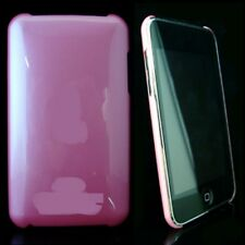 Pink glossy hard Case Cover for iPod Touch 2G 3G