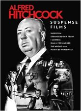 Alfred Hitchcock: Suspense Films (6 Film Collection) [New DVD]
