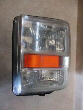 2009 FORD F350 PASSENGER RH SIDE FRONT HEADLIGHT HEAD LAMP LIGHT OEM FACTORY