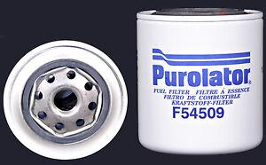 Fuel Filter Purolator F54509