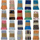 NWT J CREW Men's Poplin Woven Boxer Underwear XS-S-M-L-XL-XXL 100% Cotton