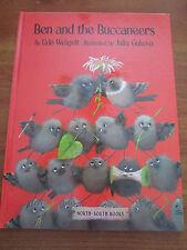 (E751) KINDERBUCH BEN AND THE BUCCANEERS U.WEIGELT/JULIA GUKOVA ENGLISCH EA 2001