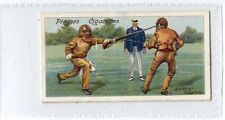 (Ja8321-100)  PLAYERS,ARMY LIFE,BAYONET FIGHTING,1910#11