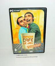 JEU PC COMPLET CAMERA CAFE LE JEU